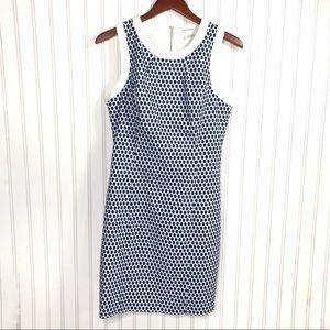 Club Monaco Sleeveless Shift Dress Size 8